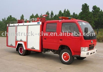 All kinds of Fire fighting truck