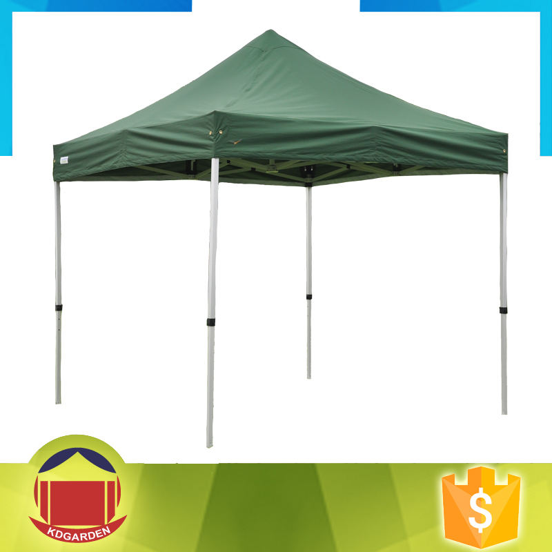 Use full color dye sublimation aluminum car parking canopy tent from alibaba shop