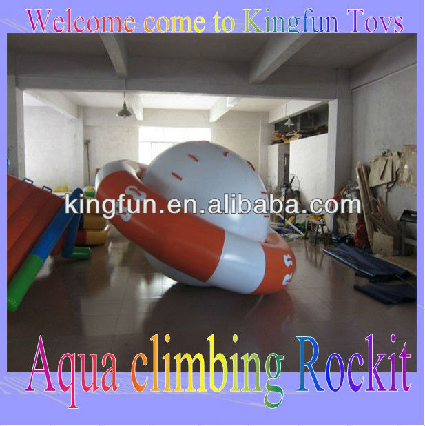 Inflatable water saturn/aqua saturn sport for summer