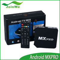 MX PRO 4K Amlogic S905 Quad Core Android 4.4 KODI 1G RAM 8G ROM Android Tv Box Support free download china sex video