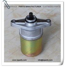 replacement 50cc scooter GY6 starter motor 10T for sale