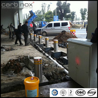 Hydraulic Automatic Bollard High Security Protection