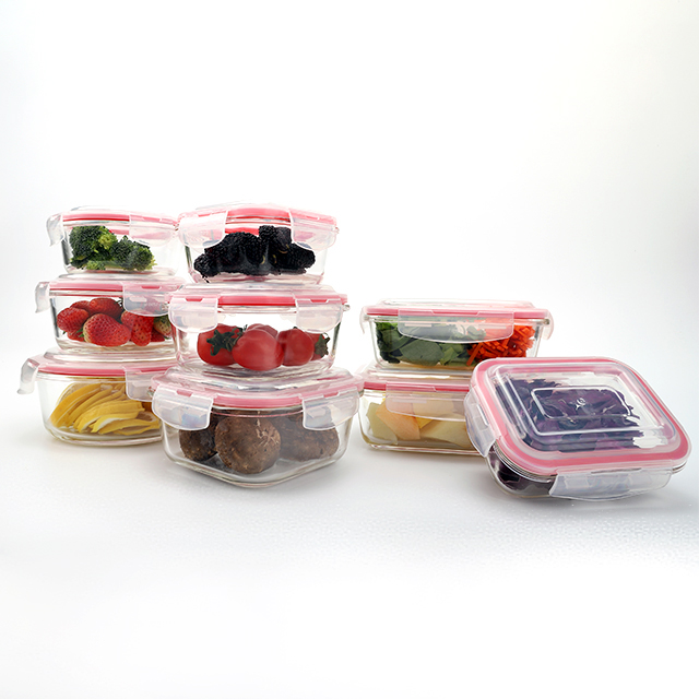 Neue produkt 2019 container food made in China