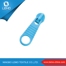 Lemo Most popular key locking metal zipper slider