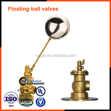 wholesale water tank ball float valves gear operated type ball valve