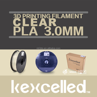 Manufacturer Price 3d printer filament pla 1.75mm 3.00mm with CE ROHS
