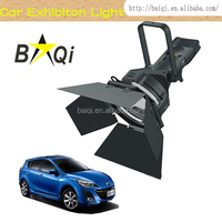 Guangzhou lighting equipment 31*10w led par can light with barn door for car show