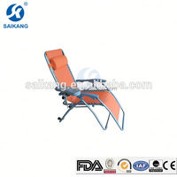 Hospital Furniture Cheap Manual Blood Donor Chair