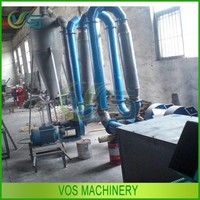 competitive price sawdust air flow dryer for sawdust