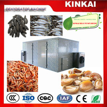 KINKAI seafood /fish / shrimp / seacucumber heat pump dryer (300-2000kg)