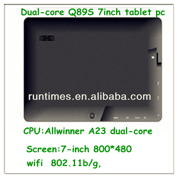 7 inch lcd touch panel android tablet pc