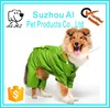Pet Supplies Dog Raincoat Super Waterproof Hooded Large Dog Clothes Coat With Four Legs