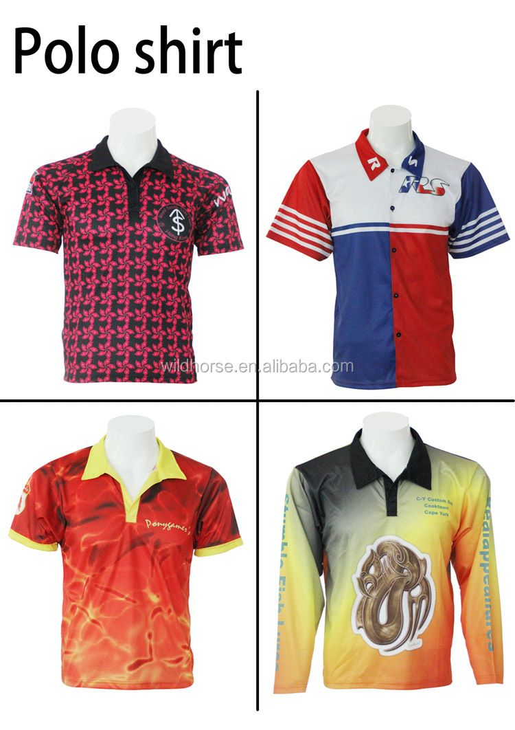 Cheap Design Your Own Polo Shirts