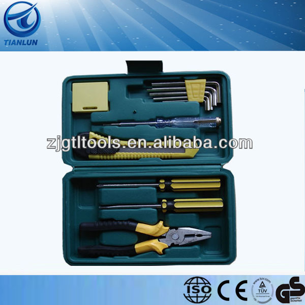 12 pcs different tools and equipment