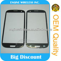 smartphone spare parts for samsung galaxy s3 glass replacement