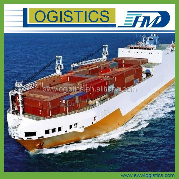 Sea shipping line tracking from Tianjin to Tampa FL USA