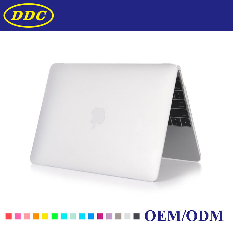 DDC Rubberized Matte Frosted Hard PC Case Laptop Cover for Macbook Pro Case for Macbook Air Case