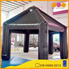 AOQI best price durable black inflatable pavilion tent for party