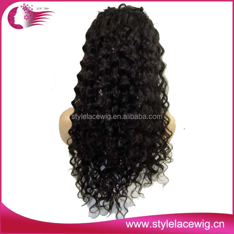 Top selling malaysian curly full lace wigs