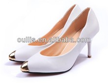 cheap and nice heels hot sell lady party shoes 2014 CP6341
