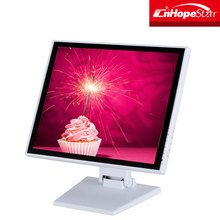 Battery powered 17 inch hdmi led lcd monitor with 12v dc input