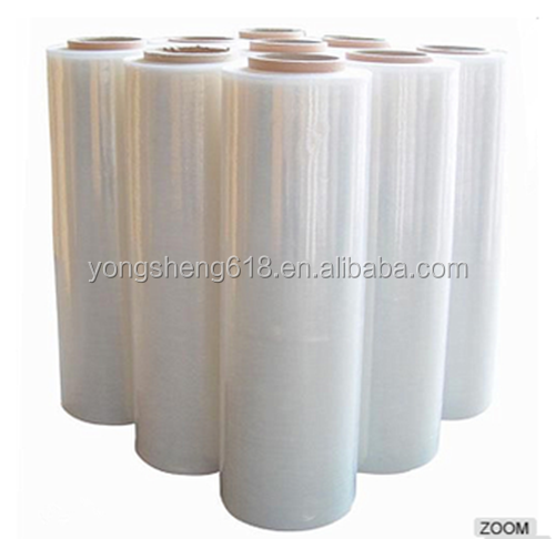 Ultra clear PE protective film, food wrap stretch film, pe stretch film with different specifications