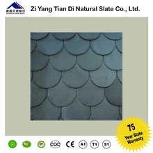 black cut to size ziyang roofing slate