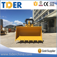 Brand new 5 ton 7 ton chinese wheel front loader for sale