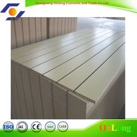 Melamine board/Melamine faced MDF/Melamine faced particle board from China Oulong