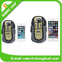 Hot sale of smart mobile phone arm bag.