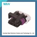 Factory Price 3 Pin Way wago Equivalent Sealed Female Housing Connector 12110293