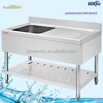OBDXY 125 Kitchen Stainless Steel Sink Manufacturers Outdoor Wash Basin
