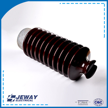 57-5 Low price transmit wire ceramic composite pin post insulator