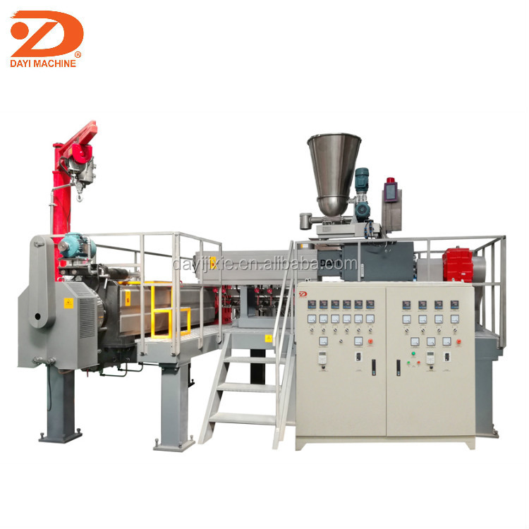 Dayi Puffed Snack Pellets 3D Bugles Chips Processing <strong>Line</strong>