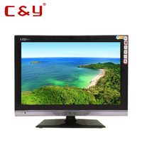 Factory selling Full HD DC 12V input 24 inch LED TV With remote control