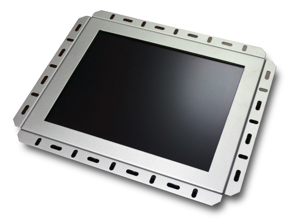 "General touch open frame touch screen monitor,10.1"" IPS multi touch screen"