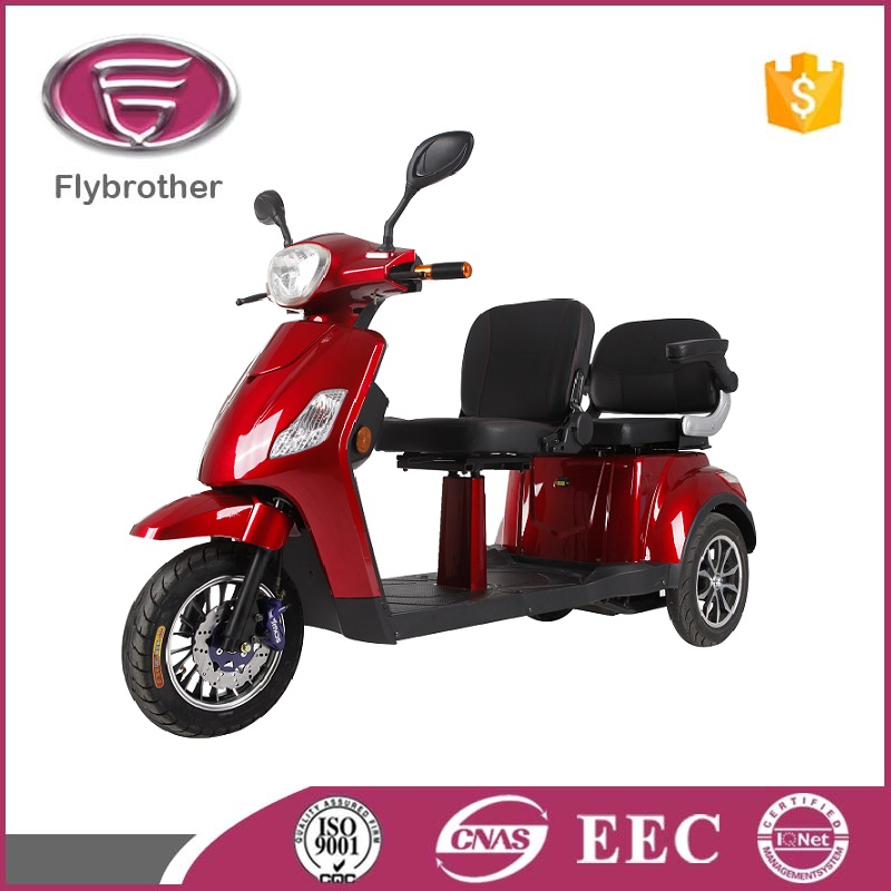 3 big wheels tricycle adult electric mobility scooter