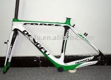 Carbon fiber CX bicycle frameset&700c carbon bike frame&special brake cyclo cross FM058