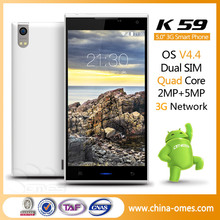 MTK6582 2014 Chinese Cheap 1GB RAM 5.5 inch Android Phone