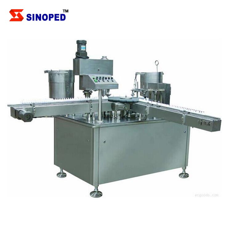 Nasal Flush Products Spray or Bottle Liquid Filling Machine