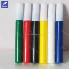 China best 6 colours 10ml color acrylic tube paint