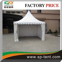 PVC pagoda tent 4m x4m for outdoor party and promotion