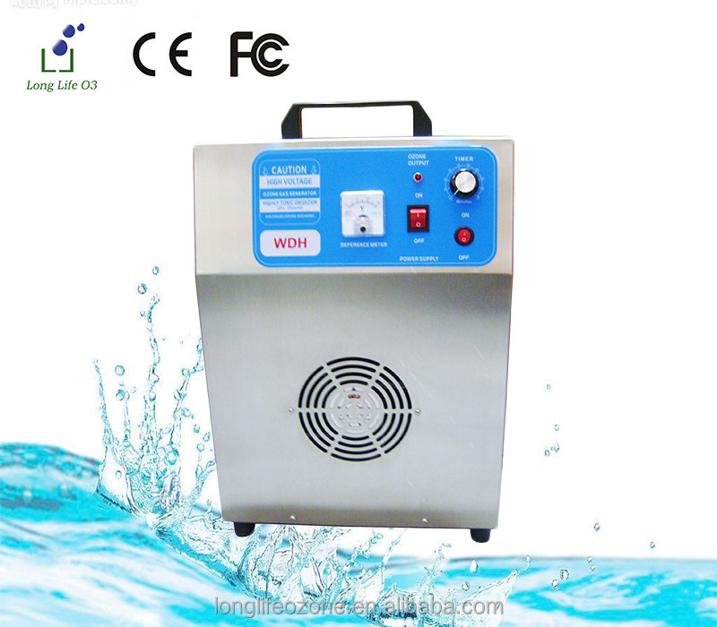 portable ozone generator model AP005 air purifier /water purification systems