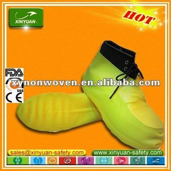 economical nonskid Latex shoe cover