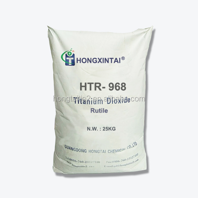 HTR-968 rutile titanium dioxide for paint of wall