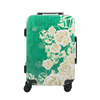 2017 beautiful and high quality trolley luggage for girls