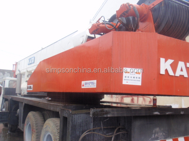japan crane kato 50T used for sale