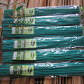 Grower Edge Bamboo flower sticks of PE retail packaging