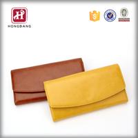 Custom women purses 2017 leather women wallet