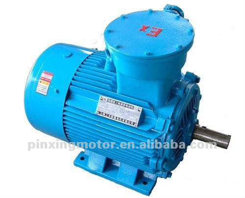 YBD2 Series Speed-changed Explosion-proof Three-phase AC Asynchronous Motor Electric 460V